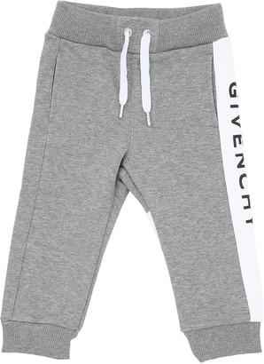 Givenchy Logo Band Cotton Sweatpants
