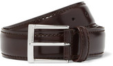 Andersons Anderson's - 3.5cm Leather Belt - Brown