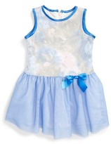 Us Angels Infant Girl's Drop Waist Dress