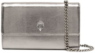 Kurt Geiger Embellished Crystal Bird Clutch
