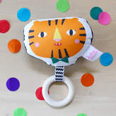 Julia Staite Tiger Rattle Teether