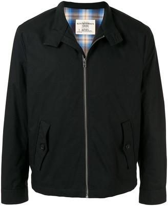 Kent & Curwen Tab Collar Jacket