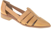 Chinese Laundry Natural Outcast Leather Flat