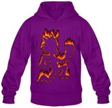Ymm1o Hatchetman Icp Clothing For Mens Long Sleeve L Purple]