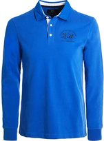 La Martina Men's Long Sleeve Clinton Polo Shirt M