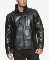 Andrew Marc Men's Gilead Faux Leather Jacket