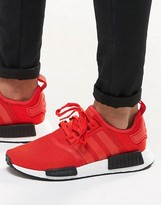 adidas NMD_R1 Sneakers In Red BB1970