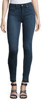 Paige Verdugo Undone Hem Ultra Skinny Jeans, Indigo