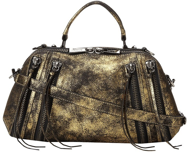 Botkier Legacy Top Handle (Bronze) - Bags and Luggage