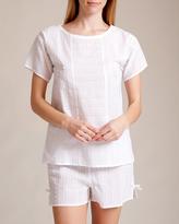 Laurence Tavernier Plumetis Short Pajama