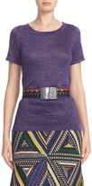 Missoni Women's Metallic Tee