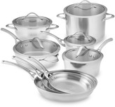 Calphalon Contemporary Stainless-Steel 13-Piece Set