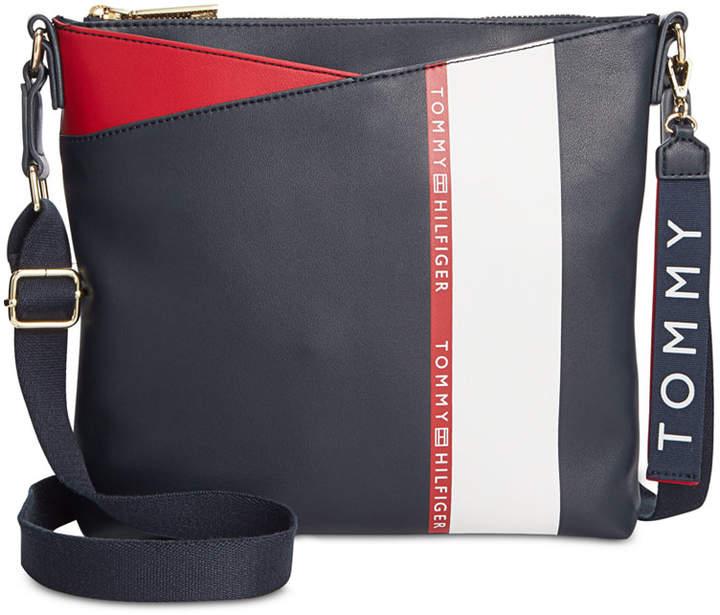 2e2a6f17d36 Tommy Hilfiger Shoulder Bags - ShopStyle