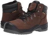 Rocky 6 Work Smart Comp/Internal Met Guard (Brown) Men's Boots