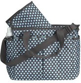 Le Sport Sac Ryan Baby Bag (Aqua Dot)