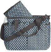 Le Sport Sac Ryan Baby Bag (Aqua Dot)