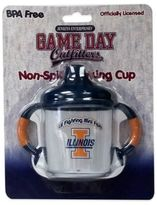 Bed Bath & Beyond University of Illinois 8 oz. Infant No-Spill Sippy Cup