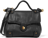 See by Chloe Dixie textured-leather shoulder bag