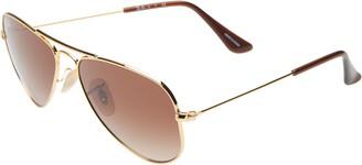 Ray-Ban Junior 52mm Aviator Sunglasses