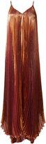 Maria Lucia Hohan pleated dress - women - Silk/Nylon/Polyester/Spandex/Elastane - 38