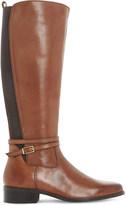 Dune Taro leather knee-high boots