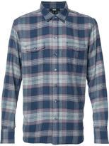 Paige plaid shirt