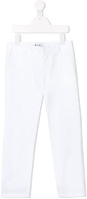 Dondup Kids Straight-Leg Jeans