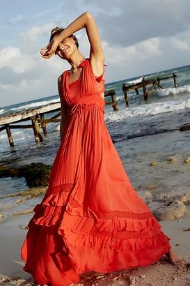 The Endless Summer Santa Maria Maxi Dress by at Free People