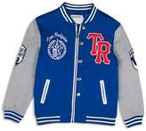 True Religion Boys' Letterman Jacket - Little Kid, Big Kid
