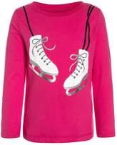 Carter's PENGUINS SKATING Long sleeved top pink