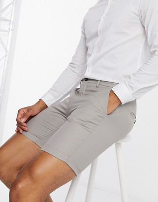 Jack and Jones shorts in taupe