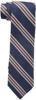 Haggar Men's Tall Extra Long Stripe Tie