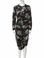 Thumbnail for your product : Preen by Thornton Bregazzi 2019 Knee-Length Dress Black