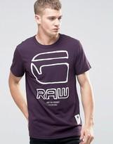 G-star Ocat Logo T-shirt