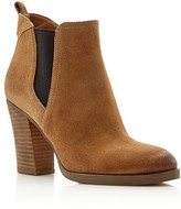 Marc Fisher Mallory Mid Heel Booties