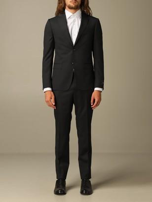 Ermenegildo Zegna Suit Single-breasted Suit In 240 Gr Wool Drop 8