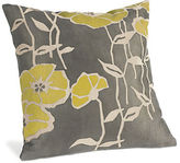 Poppy Citron Pillow