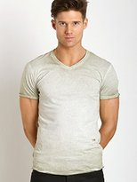 G Star Men's Neigan Relaxed V-Neck Short Sleeve Tee