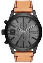 Diesel Rasp Chrono Brown Watch