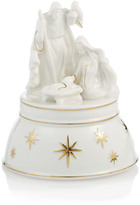 Mikasa Holiday Splendor Nativity Music Box