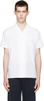 Fendi White Poplin Shirt