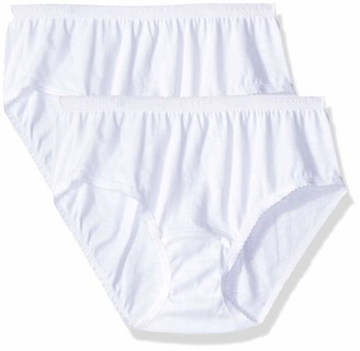 Shadowline Women's Cotton Hipster Panty 3-Pack