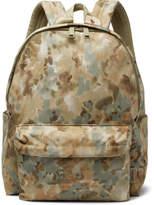 Herschel H-442 Camouflage-Print Tuff Stuff Backpack