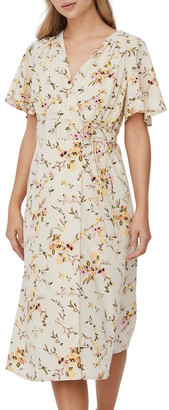 Vero Moda Kissey Midi Dress