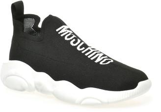 Moschino Men's Chunky Logo Sock Sneakers