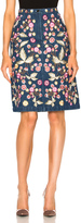 Needle & Thread Wild Flower Skirt