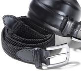 Haggar Men's Stretch Web Belt