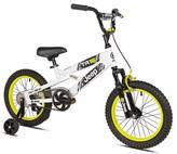 """Jeep Kids TR16 - 16"""" Mountain Bike - Yellow/Black"""