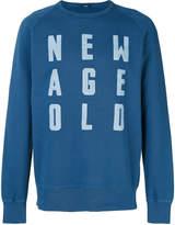 Denham Jeans printed sweatshirt
