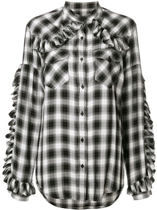 Forte Dei Marmi Couture Checked Shirt